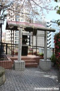 徳船神社(中央区新川)3