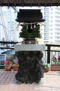 徳船神社(中央区新川)5