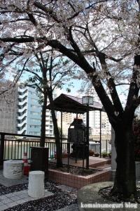 徳船神社(中央区新川)7