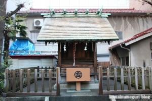 金刀比羅神社(中央区新川)3