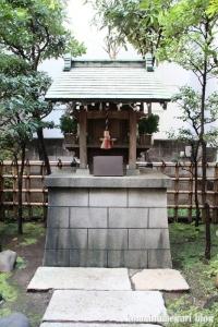 大栄稲荷(中央区新川)6