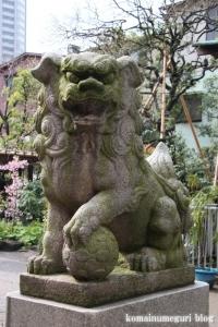 住吉神社(中央区佃)10