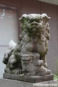 住吉神社(中央区佃)11