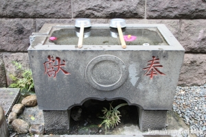 有楽稲荷(千代田区有楽町)5