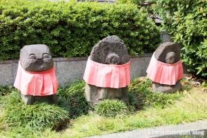 三囲神社摂社(中央区銀座)8