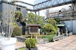 三囲神社摂社(中央区銀座)17