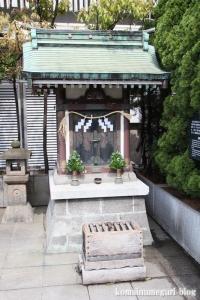 三囲神社摂社(中央区銀座)3