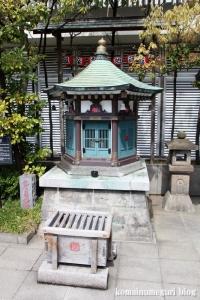 三囲神社摂社(中央区銀座)6