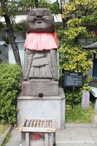 三囲神社摂社(中央区銀座)7