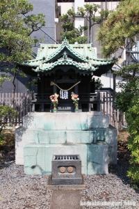 三囲神社摂社(中央区銀座)12