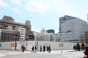 八官神社(中央区銀座)6