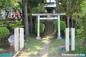浅間神社(さいたま市北区土呂町)1