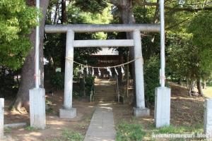 神明社(さいたま市北区土呂町)1
