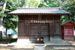 神明社(さいたま市北区土呂町)6
