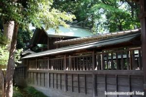 神明社(さいたま市北区土呂町)9