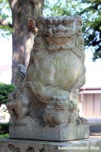 神明社(さいたま市北区土呂町)5