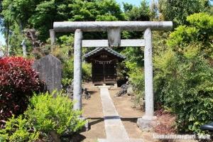 稲荷神社(さいたま市見沼区南中野)1