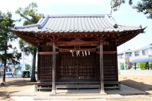 神明神社(さいたま市見沼区南中丸)3