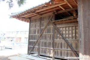 神明神社(さいたま市見沼区南中丸)6