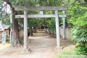 天沼神社(さいたま市大宮区天沼町)1