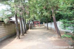 天沼神社(さいたま市大宮区天沼町)2