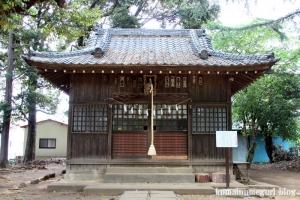 天沼神社(さいたま市大宮区天沼町)4