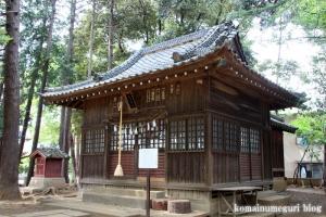 天沼神社(さいたま市大宮区天沼町)7