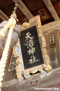 天沼神社(さいたま市大宮区天沼町)5