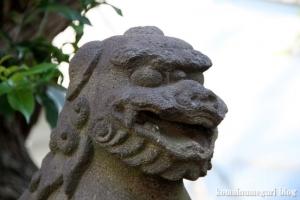 一之宮神社(横浜市神奈川区入江)15