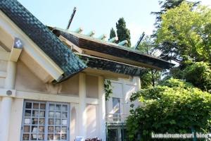 一之宮神社(横浜市神奈川区入江)34