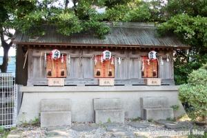 一之宮神社(横浜市神奈川区入江)38