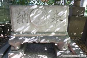 一之宮神社(横浜市神奈川区入江)45