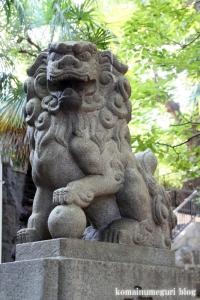 一之宮神社(横浜市神奈川区入江)19