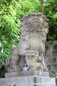 一之宮神社(横浜市神奈川区入江)20