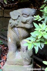 一之宮神社(横浜市神奈川区入江)25