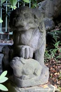 一之宮神社(横浜市神奈川区入江)26
