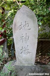 一之宮神社(横浜市神奈川区入江)40