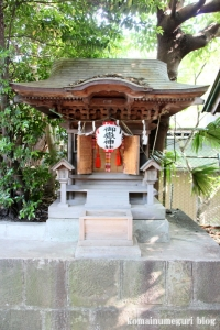 一之宮神社(横浜市神奈川区入江)42