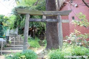 朝陽山八幡宮(横浜市鶴見区鶴見)1