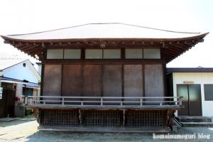 駒形天満宮(横浜市神奈川区西寺尾)9