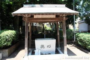 神明社(横浜市鶴見区馬場)3