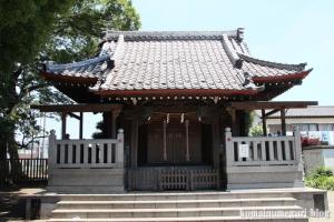 神明社(横浜市鶴見区馬場)6