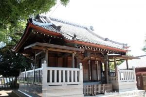 神明社(横浜市鶴見区馬場)8