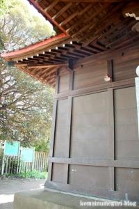 神明社(横浜市鶴見区馬場)9