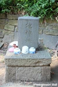稲荷社(横浜市鶴見区駒岡)6
