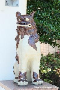 伊佐山神社(横浜市鶴見区駒岡)4