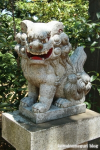 浅間神社(横浜市鶴見区駒岡)6