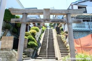 愛宕神社(横浜市鶴見区下末吉)3