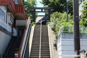 愛宕神社(横浜市鶴見区下末吉)5