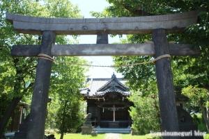 愛宕神社(横浜市鶴見区下末吉)6